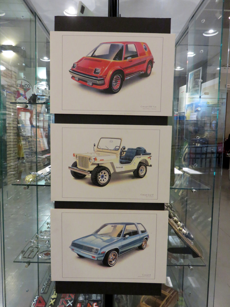 Kenosha History Center Cars