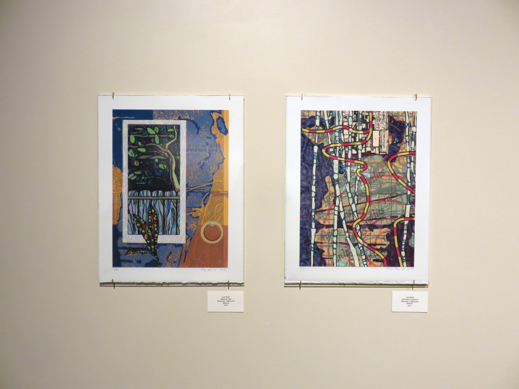 University of Wisconsin at Parkside National Small Print Exhibit